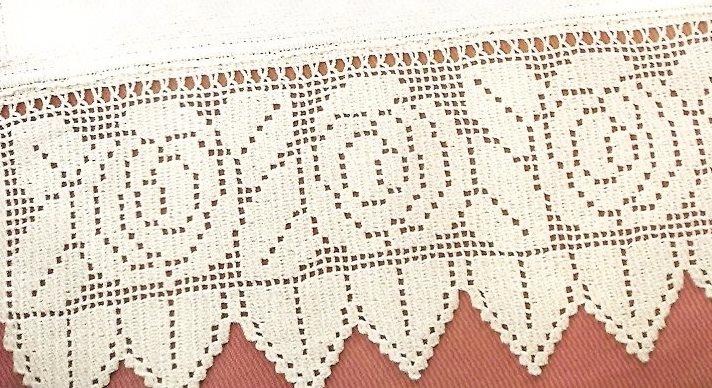 Филейное вязание –     схемы №4
