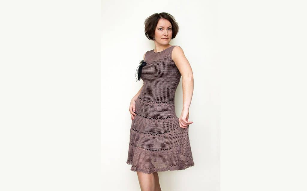 Платье – Кокетка