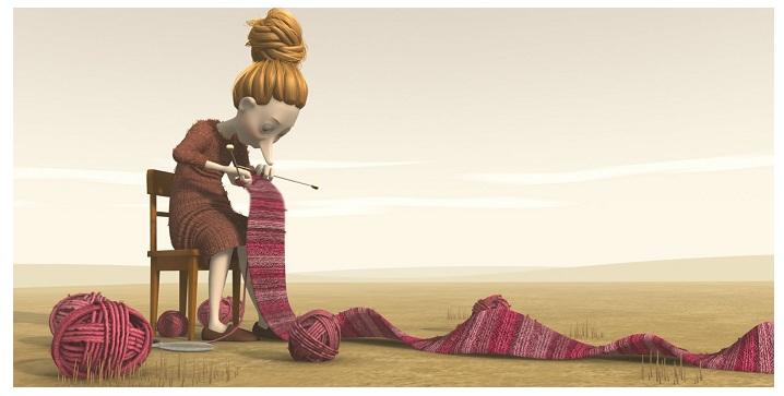 Как рассчитать расход пряжи для вязания