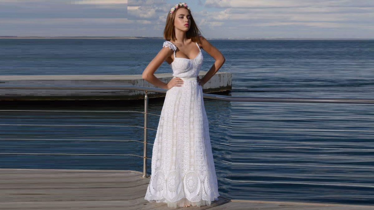 Платье крючком – Только счастье, только любовь